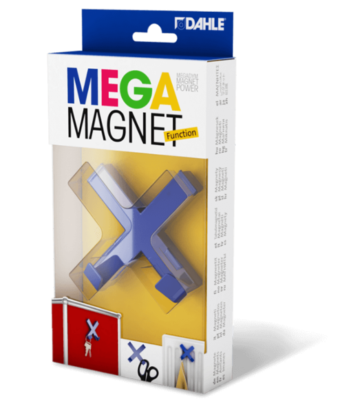 Dahle MEGA magnets for keys and tools