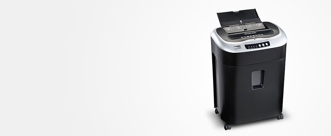 Dahle PaperSAFE: Shredding sensitive data the automated way
