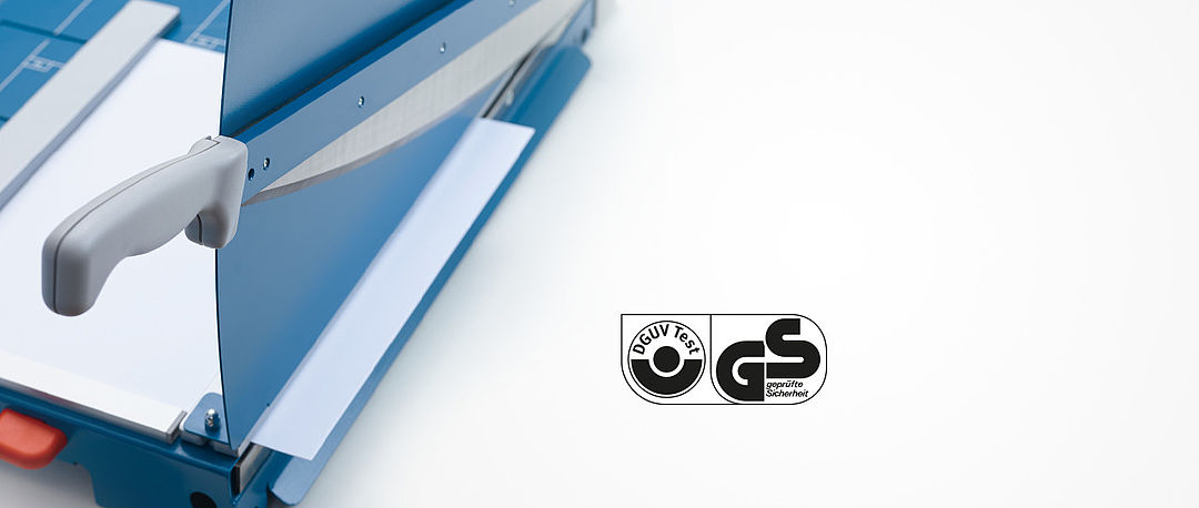 Dahle: Tested safety - It's all a matter of detail!