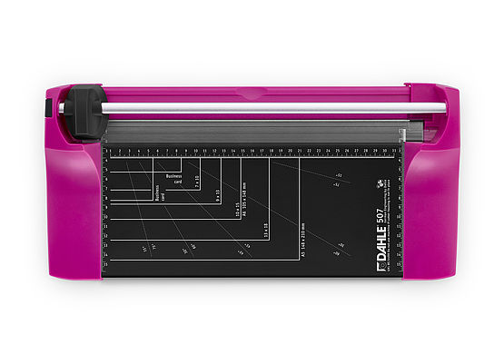 DAHLE 507 ColorID happy pink