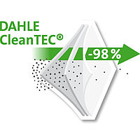 Unique DAHLE CleanTEC® filter system