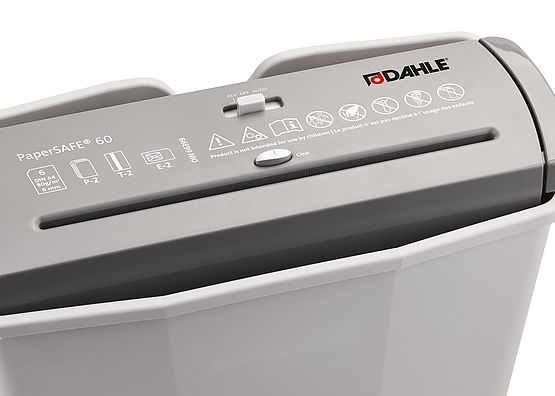 DAHLE PaperSAFE® 60